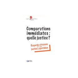 Comparutions immédiates :...