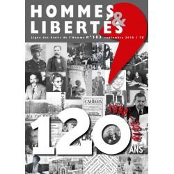 Hommes & Libertés n°183 -...