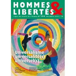 Hommes & Libertés n°184 -...