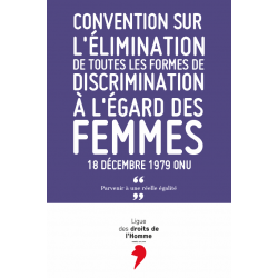 Livret CEDAW (Convention...