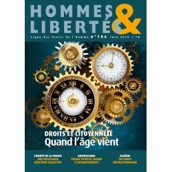 Hommes & Libertés n°186 -...