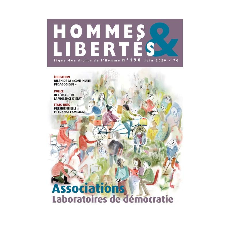 Hommes et Libertés 190