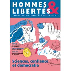 Hommes & Libertés n°192 -...