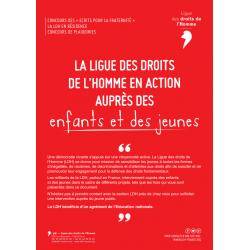 Plaquette actions de la LDH...