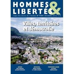 Hommes & Libertés n°164 -...