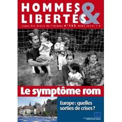 Hommes & Libertés n°165 -...