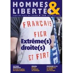 Hommes & Libertés n°166 -...