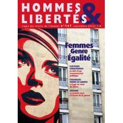 Hommes & Libertés n°167 -...