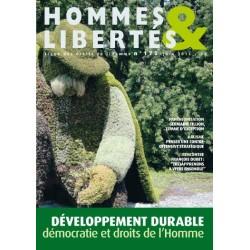 Hommes & Libertés n°170 -...