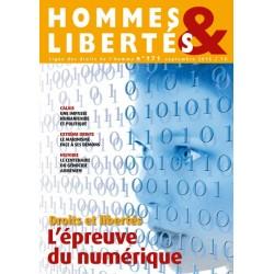 Hommes & Libertés n°171 -...