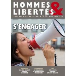 Hommes & Libertés n°173 -...