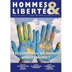 Hommes & Libertés n°176 -...