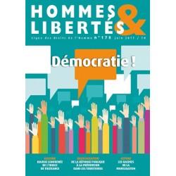 Hommes & Libertés n°178 -...