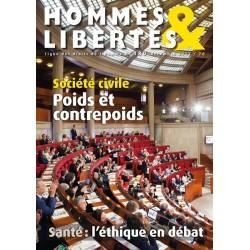 Hommes & Libertés n°180 -...