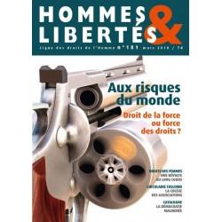Hommes & Libertés n°181 -...