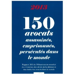 150 avocats assassinés,...
