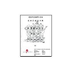 Affiche 'Exposition Willem'